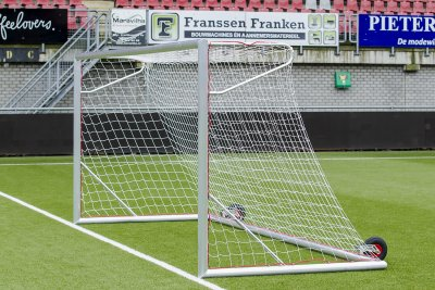 Fotbollsmål 5 manna med hjul - Fotbollsmål - Sportmaterial.se 30ba8567123f8